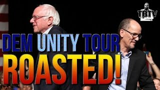 DNC UNITY TOUR GETS ROASTED with Broken Carpenter and Don Bey | Freedom Friday