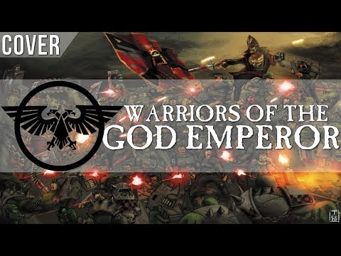 Galaxy Aflame - Warriors of the God Emperor - Symphonic Metal Cover