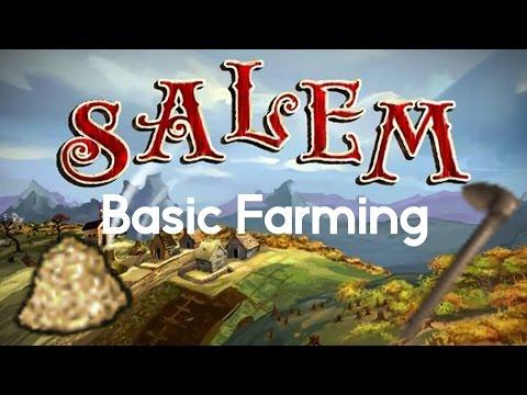 Basic Farming - Salem the Game: Episode 7