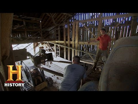 American Pickers: Getting a Beetle Back on the Ground (Season 14, Episode 5)   History