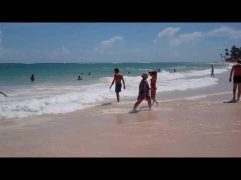 A Walk After Hurricane Irma In Punta Cana, Dominican Republic 9/17