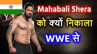 Indian Pro Wrestler Mahabali Shera out of WWE - Match against Roman Reigns & Brock! RAW Dream Over