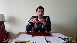 White Fighter : تحليل الكابتن هيثم فاروق لمباراة الزمالك و المقاولون العرب