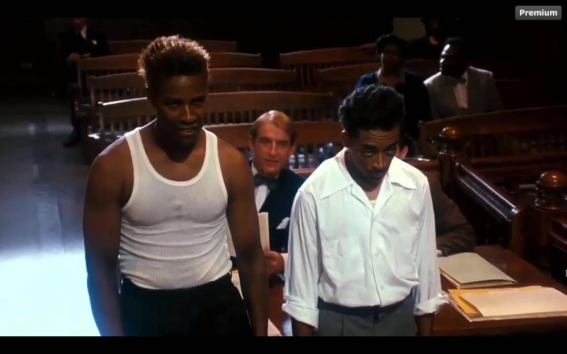 Malcolm X Sentencing Scene - YouTube