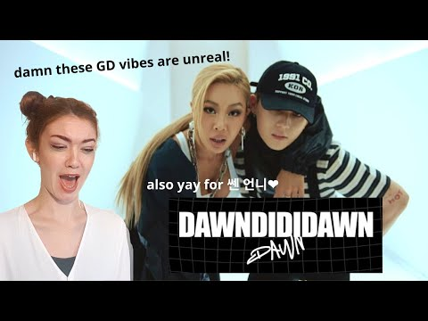 🌅 #DAWNDIDIDAWN ft. #JESSI - #DAWN REACTION 🌅 | hana_ppoi