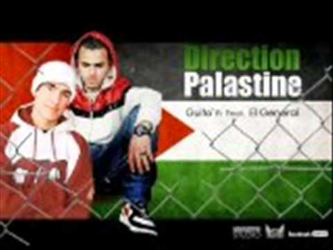 Guito N feat. El General - Direction Palestine