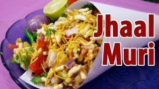 jhal muri recipes