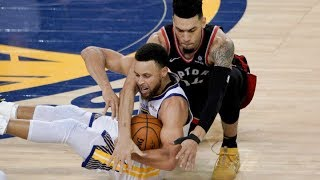 Writer's Block - NBA Finals