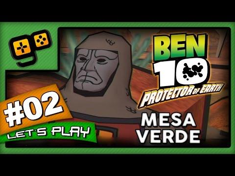 Let's Play: Ben 10 Protector of Earth - Parte 2 - Mesa Verde