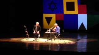Caetano Veloso e Gilberto Gil - Luxo Só (Curitiba, 2015)