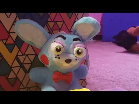 Freddy clean your room FNAF plush
