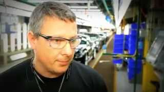 Building the 2015 Ford Mustang at flat rock assembly plant