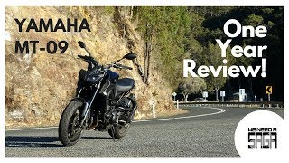 Yamaha MT09 Review | One Year of Ownership
