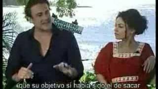 Paso de ti (F. Sarah Marshall) Entrev Jason Segel Mila Kunis