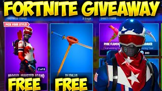 SKIN GIVEAWAY! ROAD TO 200 SUBS!! Bijna Custom Games! (Fortnite Battle Royale)