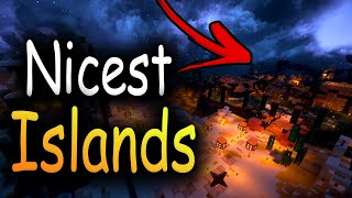 Hypixel Skyblock - Nicest Islands