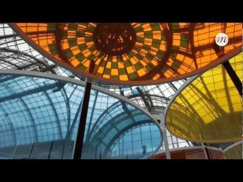 Monumenta 2012 : Interview de Daniel Buren