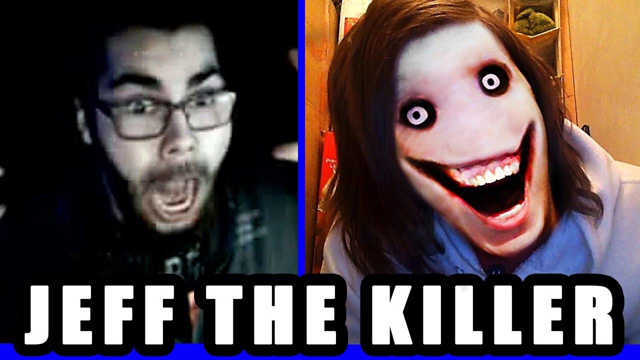 Jeff the Killer RETURNS ! Omegle Scare Prank - YouTube