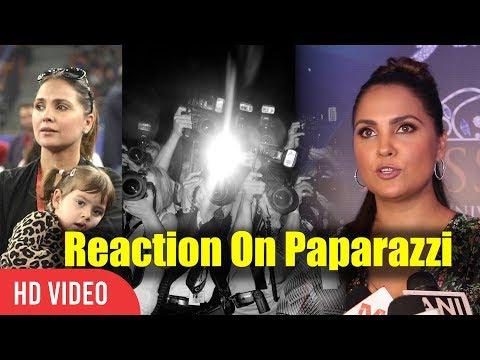 Lara Dutta Reaction On Paparazzi | Reaction On Media Photographers