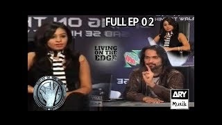 LIVING ON THE EDGE | 'Full Episode 02' | ARY Musik thumbnail