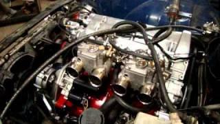 Saab Og900 2,5 liter weber