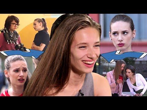 """ОТБЛИЗО с Михаела Велкова - за целувките и най-забавните моменти в """"Не така, брат"""""""
