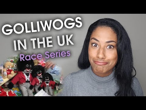 Are Golliwogs Okay To Sell in 2017? | Cassandra Maria