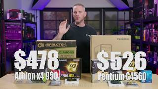 Ultimate Budget Gaming PCs - AMD vs Intel