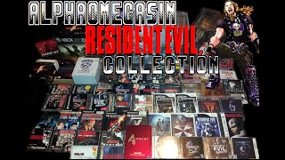 AlphaOmegaSin Resident Evil Collection