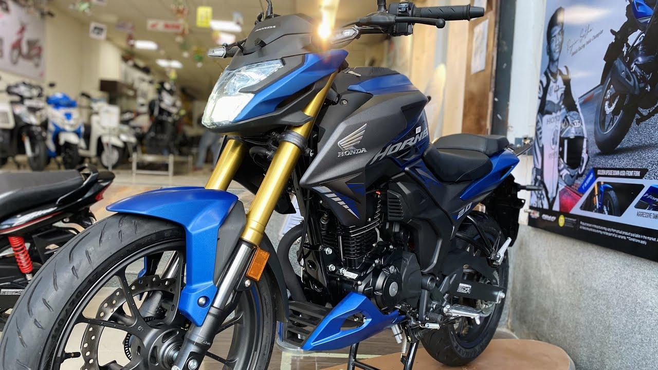 2020 Honda Hornet 2.0 BS6 Marvel Blue Metallic Launching Inauguration | Hornet 2.0 | K2K Motovlogs