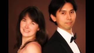 Izumi Pianoduo plays S. Rachmaninov 'Suite for two Piano's' op. 17