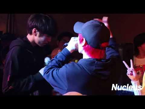 MC派遣社員 vs 百足 | ズキ子主催イベント Nucleus vol 1