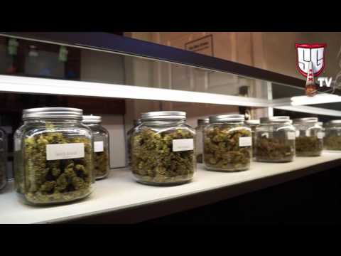 Getting Medical Cannabis In Denver - Simply Pure MMJ Dispensary Tour - Smokers Guide TV Colorado