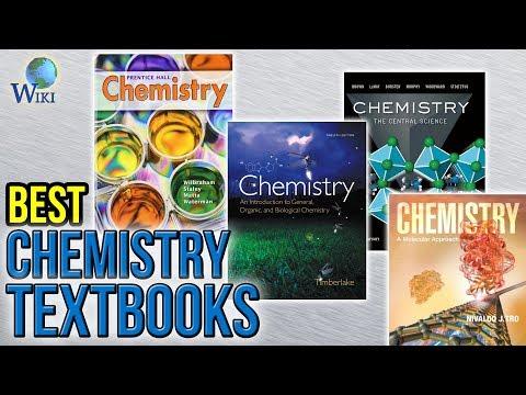 7 Best Chemistry Textbooks 2017
