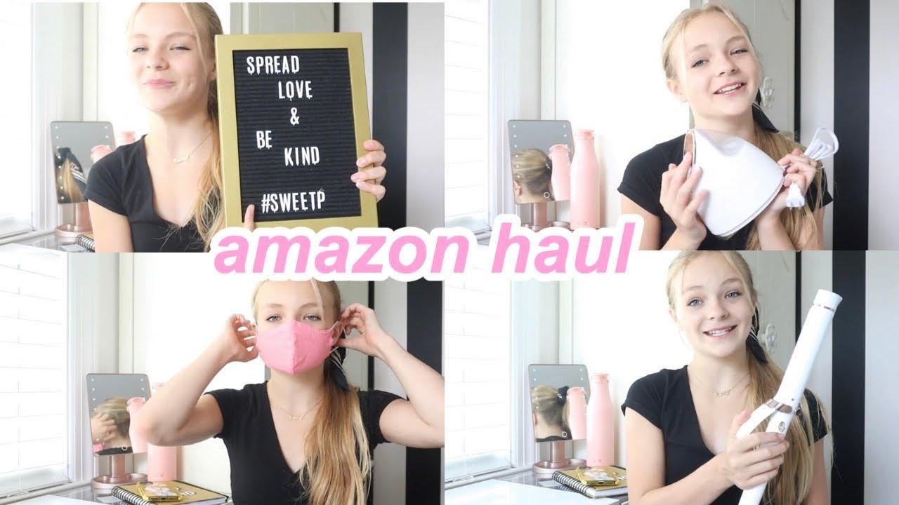 10 amazon MUST HAVES!! | Pressley Hosbach