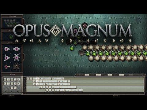 📽 [Запись стрима] - Opus Magnum - Алгоритмическая Алхимия.