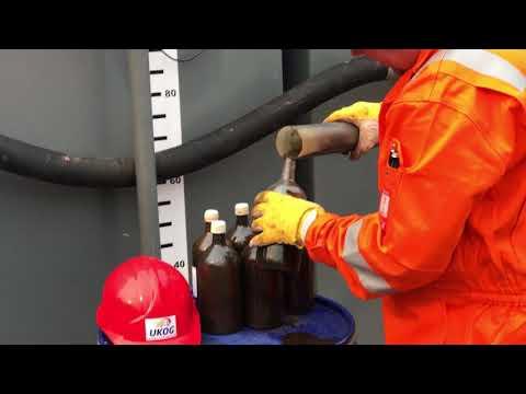 Broadford Bridge Oil Pouring Part Two