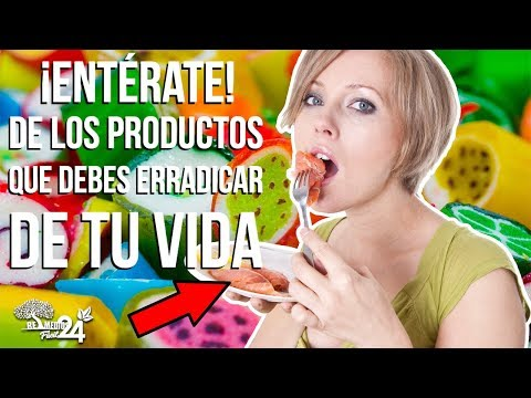 🔴✅¡ENTERATE! DE ESTOS 5 PRODUCTOS QUE DEBEMOS ERRADICAR DE NUESTRAS VIDAS