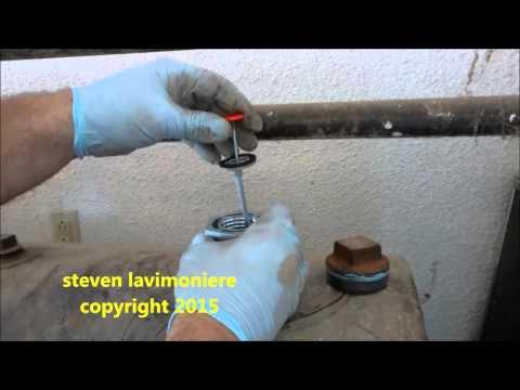 oil tank repair oil burner service