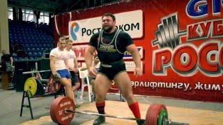 Кубок России по пауэрлифтингу GPC 2016 (powerlifting Russian Cup)