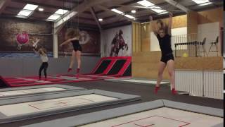 Air Extreme - performance trampolines