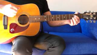 No Reply (The Beatles) - acoustic guitar