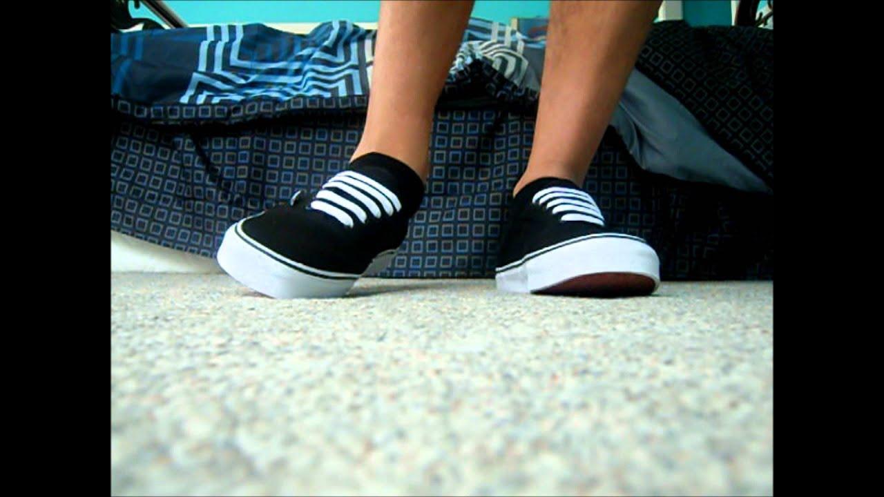 9be2ff65c4e0b8 Vans Era Classic on feet (HD) - YouTube