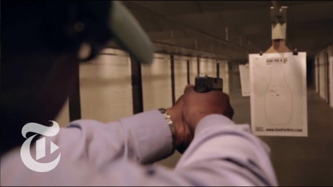A Stigma of Black Gun Ownership | The New York Times