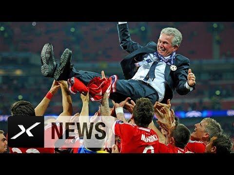 Medien: Jupp Heynckes neuer Bayern-Trainer! | FC Bayern München | Bundesliga