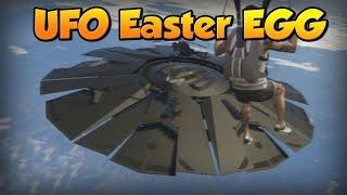 Gta 5: Flying UFO Easter Egg