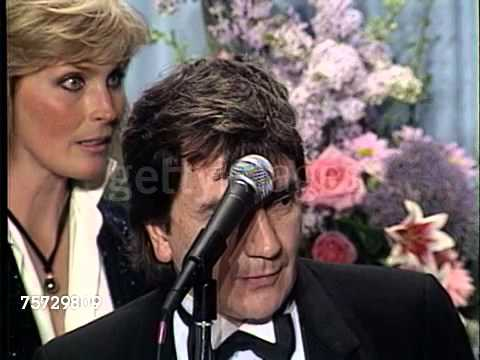 Bo Derek And Dudley Moore Interview Oscar 1989 Academy Awards