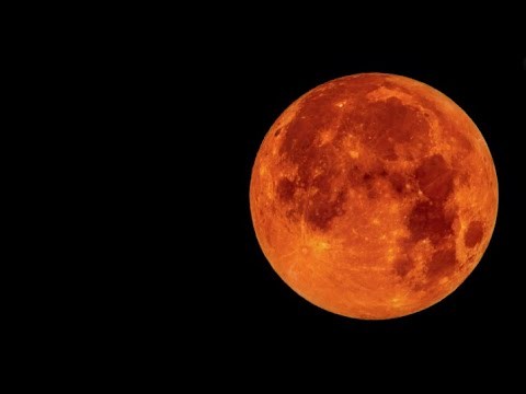 Blood Moon On November 30, 2020
