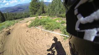 North Star Resort ,Mountain bike,Downhill Oleg Pus