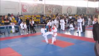 Каратэ до соревнования. Первенство клуба Эверест. Karate competition(19.03.16 было проведено первенство ЭверестCUP в МОО СКК